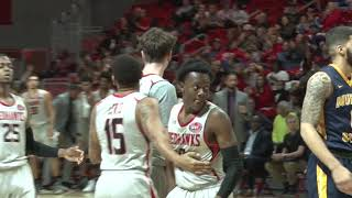 HIGHLIGHTS | SEMO MBB falls to Murray State 85-67 - Jan. 12, 2019