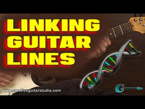 GUITAR THEORY: Linking Long Guitar Lines