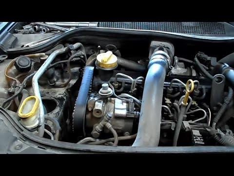Comment demonter la pompe hp 1.5 dci diesel : mecanique mokhtar tunisie