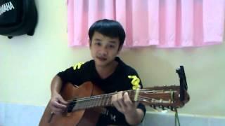 nhớ về em [Ngọc Sơn]- nhatnguyen2009 guitar cover