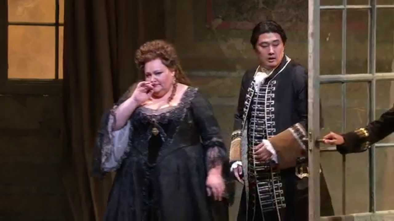 "Rodelinda: ""Lo farò"" -- Stephanie Blythe (Met Opera)"