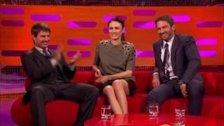 Graham Norton Interviews Tom Cruise 2013