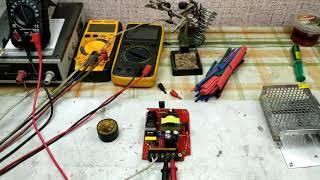 Супер-Просте зарядний з ДБЖ ''Навігатор'' 12 вольт 5 Ампер. Своїми руками!