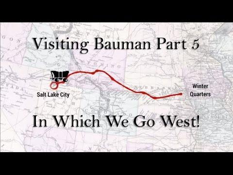 We Go West! Visiting Bauman Rare Books Part 5 of 5