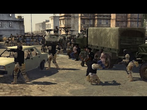 Black Hawk Down | #1: Operación Rescate | MoW Assault Squad