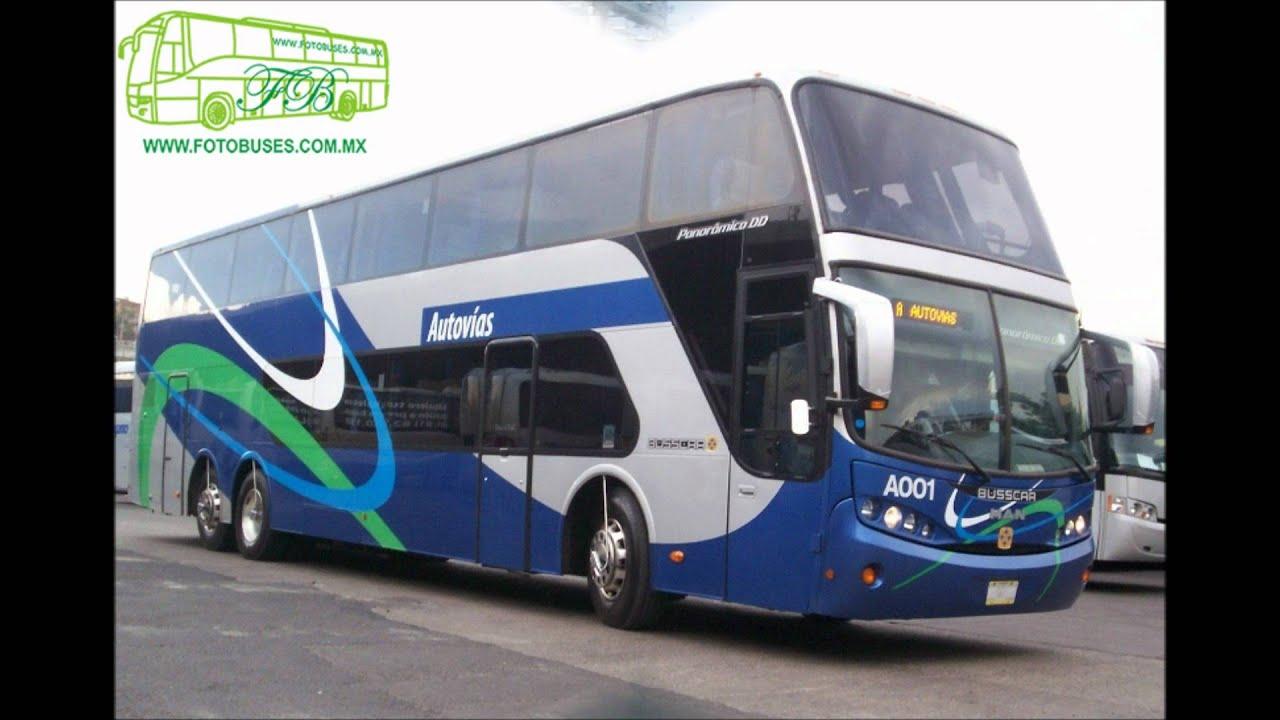 Los mejores autobuses de mexico 2016 youtube - Autobuses de dos pisos ...