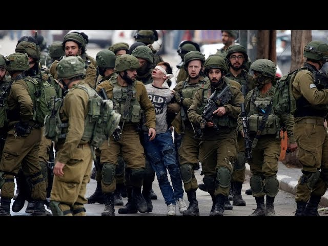Palestinians Stand Up to Israel, Will the World?