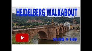 Heidelberg Walkabout , Heidelberg Germany