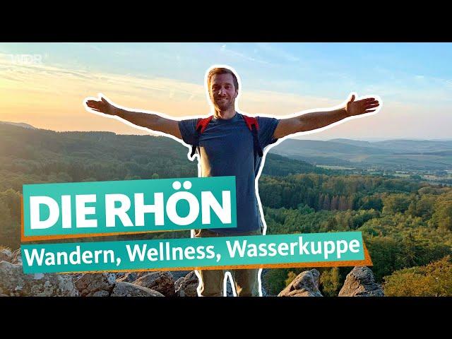 Die Rhön – Naturparadies zwischen Thüringen, Hessen und Bayern | WDR Reisen