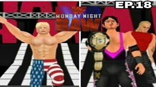 WWF Monday Night Raw  1995 Ep.18