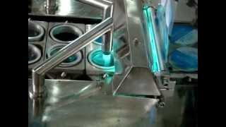 INDIAN ION EXCHANGE - FULLY AUTO GLASS FILLING MACHINE