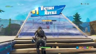 New* Arachne skin 21 kill solo full game (Fortnite)