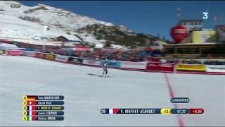 Mondiaux de ski alpin / slalom : Victor Muffat-Jeandet, meilleur temps français de la 1re manche