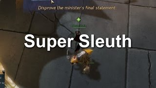 Guild Wars 2 - Super Sleuth Achievement
