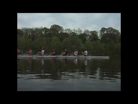 USA Rowing M8+ Training Quarter Slide (Build) | May 6, 2004