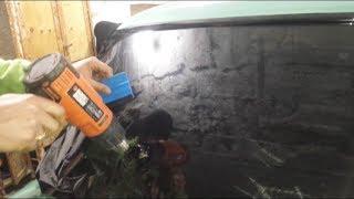 видео Как затонировать заднее стекло ВАЗ 2107 своими руками