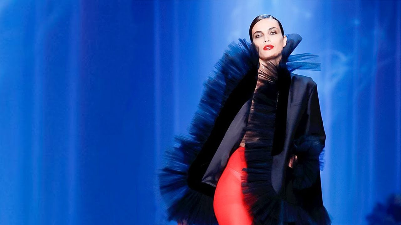 Jean Paul Gaultier   Haute Couture Fall Winter 2018/2019 Full Show   Exclusive 6