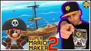Super Mario Maker 2: Pirates, Skytrees, And Other Awesome Viewer Levels!