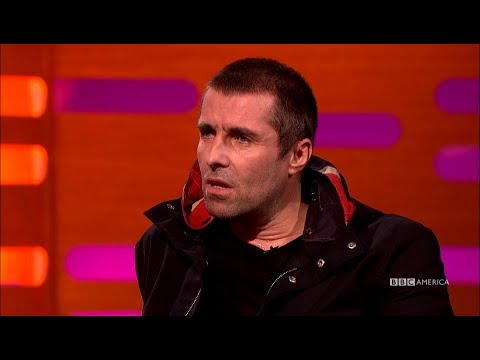 Liam Gallagher Loves Winding People Up on Twitter - The Graham Norton Show