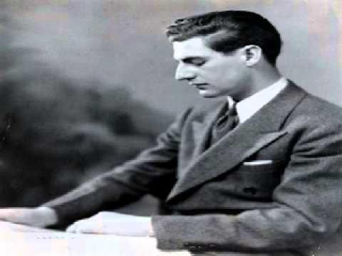 Gian Carlo Menotti Cantilena & Scherzo for harp and string quartet