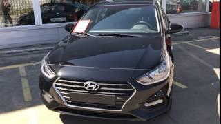 Hyundai Solaris New 2017 смотреть
