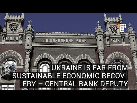 Ukraine Is Far From Sustainable Economic Recovery – Central Bank Deputy