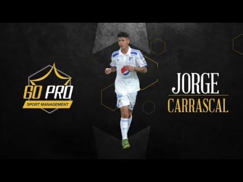 Carrascal Jorge (Highlight) - Fortaleza vs Millonarios