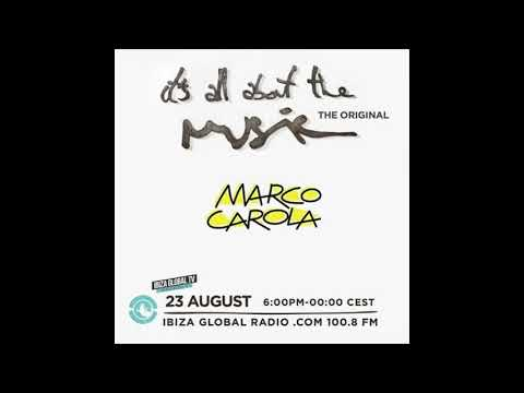Marco Carola - It's All About The Music Marathon 23-08-17