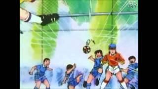 Jun Misugi - Field Prince/Ace of Glass