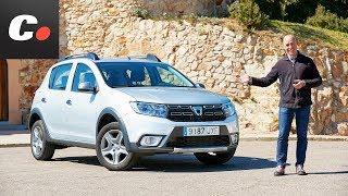 Dacia Sandero 2018 | Prueba / Test / Review en español | coches.net