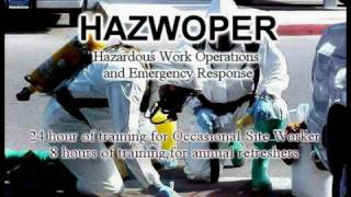 Hazwoper Course