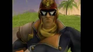 captain falcon is turok dinosaur hunter