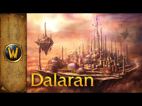 World of Warcraft - Music & Ambience - Dalaran (Legion)