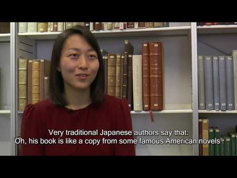 Hoko Horii on Murakami and Harukists