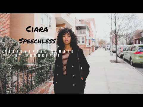 Ciara - Speechless (Instrumental) [Remake by Phunkface] | FREE DOWNLOAD