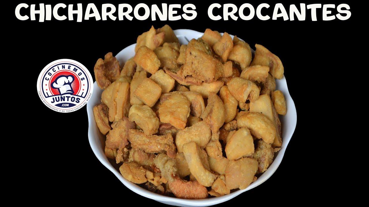 Chicharrones. Cocinando en Nicaragua - YouTube