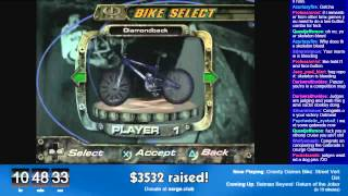Extra-Life 2014: Gravity Games Bike: Street Vert Dirt