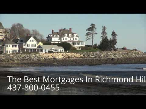 Mortgage Loan For Bad Credit Richmond Hill ~ 437-800-0455