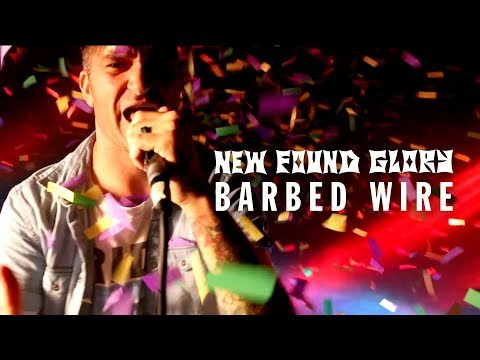 New Found Glory – Barbed Wire