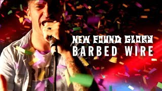 Смотреть клип New Found Glory - Barbed Wire