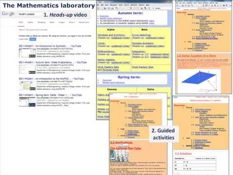 Computational Mathematics in the Department of Bioengineering, Imperial College London