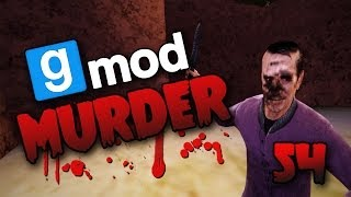 Scary Mansion Murders! (Gmod Murder #54)