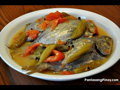 Pinangat na isda youtube for Fish recipe panlasang pinoy
