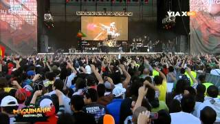Damian Marley - Could You Be Loved - Maquinaria Festival Chile 2011