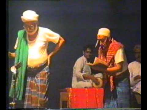 Yakshagana--Vitla Joshi As Usmaan,Sheni As Bappa&Agari
