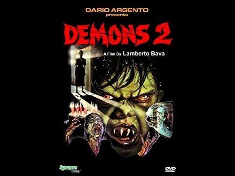 || Demonios-2 (1986) || Película De Terror Completa - En Español
