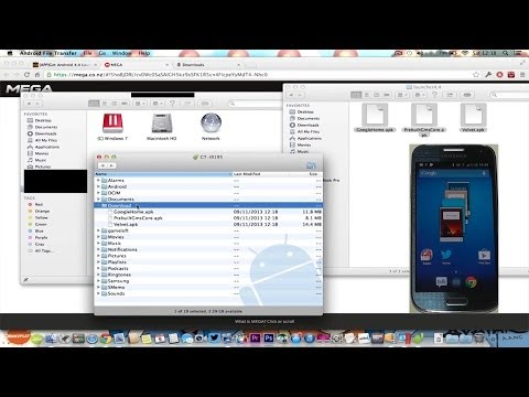 How To Install Android 4.4 KitKat Launcher (Windows/OSX)