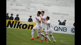 FC Alay 2-3 FC Ahal (AFC Cup 2018: Group Stage)