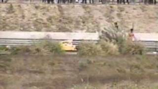 Martin Donnelly horrific crash 1990