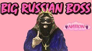 BIG RUSSIAN BOSS - КТО ЭТО? БИОГРАФИЯ Большого Русского Босса!